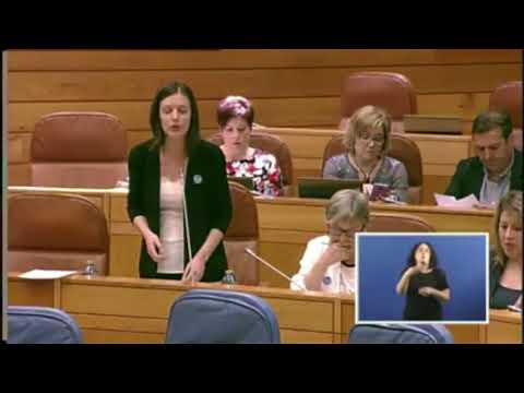 Olalla Rodil amósalle a Rueda o rexeitamento do BNG pola supresión dos informativos locais da RG