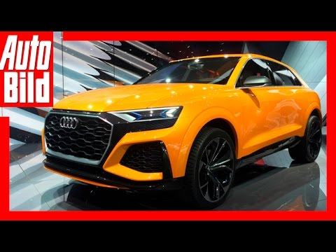 audi q8 sport concept genf 2017 youtube. Black Bedroom Furniture Sets. Home Design Ideas