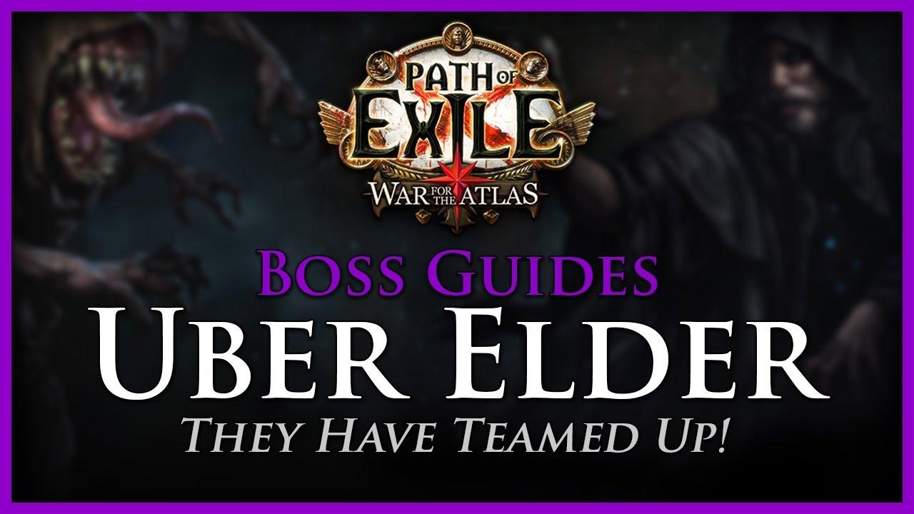 Path of Exile: Uber Elder Guide