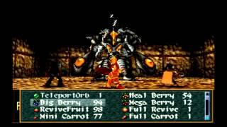 Wild Arms 2nd Ignition 080 - Bonus Boss Fight 10 VS Ragu O Ragula