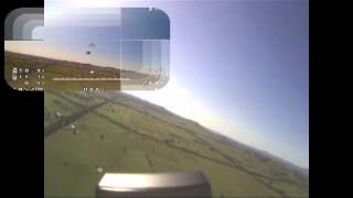 HK EPP FPV test of Helical antenna 1