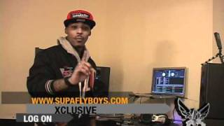 "DJ Damage(100.3 the beat) Interview Pt.2 on Silverback Season 3 ""Xclusive"""