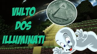 O vulto dos Illuminati! - Minecraft: Trouble in Mineville