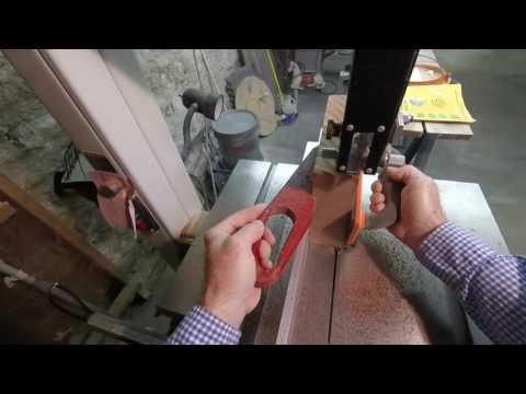 Timber Wolf Bandsaw Blade VS  Wood Slicer Bandsaw Blade