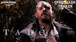 Taboo | Offizieller Trailer | Prime Video DE