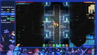 SteamWorld Dig - Speedrun 4 gold stars - 1:05:13
