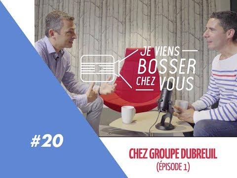 Je Viens Bosser Chez GROUPE DUBREUIL Qui Recrute 200 Personnes Par An ! #1 Jeviensbosserchezvous©