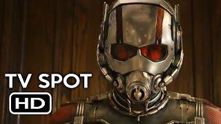 Ant Man TV Spot #7 (2015) Paul Rudd Marvel Movie HD