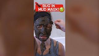 BUG in MUD Mask! 😳 #shorts