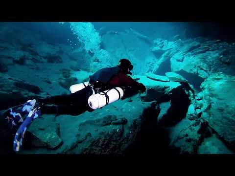 Kilsby Sinkhole 2020 - Cave Diving In Australia