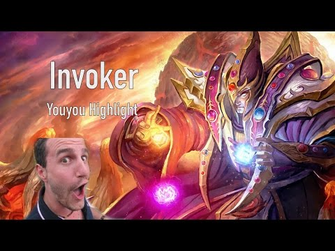 [Best OFrog] Highlight Invoker YouYou
