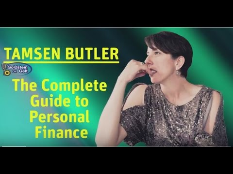 Tamsen Butler – The Complete Guide to Personal Finance for Teenagers – Goldstein on Gelt