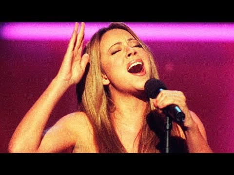 10 Times Mariah Carey's INSANE Vocals Took Us To CHURCH!