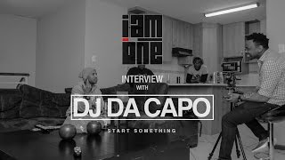 iamone interview with DJ DA CAPO