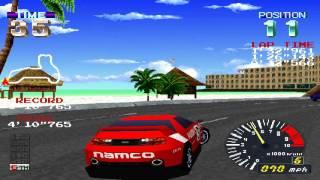 Ridge Racer Revolution Game Review (PS1)