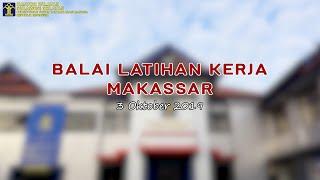 Kolaborasi dan Sinergitas Kemenkumham Sulsel dengan BLK Makassar