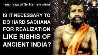 DEVOTION - Easiest Path to Self-realization | Sri Ramakrishna Paramahamsa