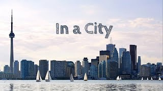 In a City: ESL Vocabulary Presentation