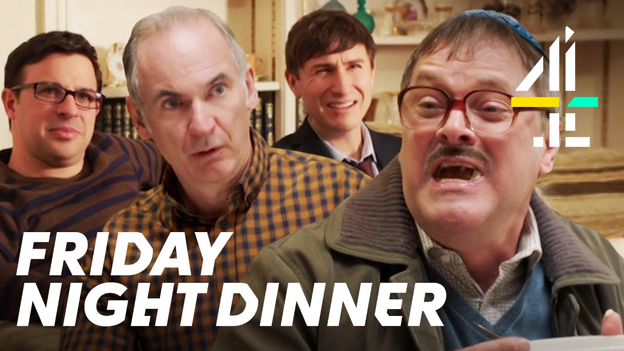 Download Friday Night Dinner   The Best of Series 6!   Part 2