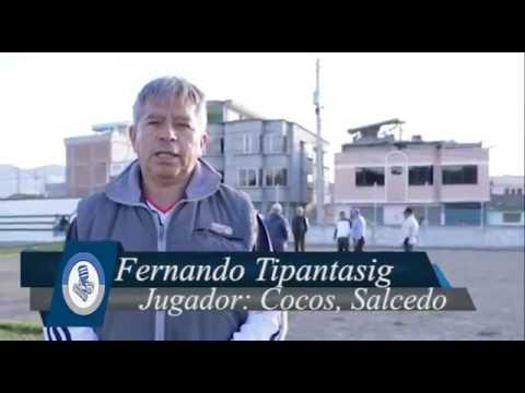 Juego Tradicional Cocos Pepos Salcedo Ecuador Youtube