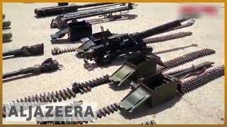 🇸🇾 Syria: Rebels in Dumayr agree to leave after Ghouta devastation | Al Jazeera English