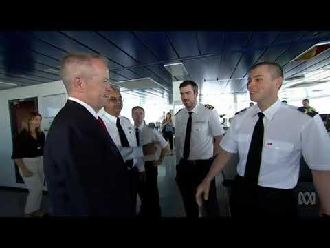 Plan to rebuild Australia's merchant ship fleet to ensure crucial supplies in emergency
