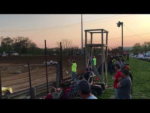 Charleston Speedway Heat 2 -5/5/18