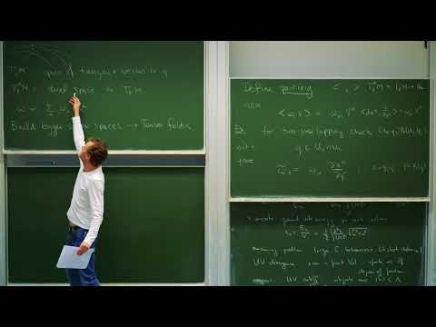 Symplectic geometry & classical mechanics, Lecture 4