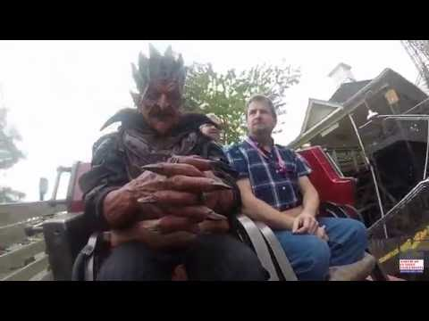 Six Flags Great America Fright Fest  2016 Preview
