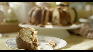 My Favorite Coffee Cake Recipe: Classic Sour Cream Bundt with Pecans