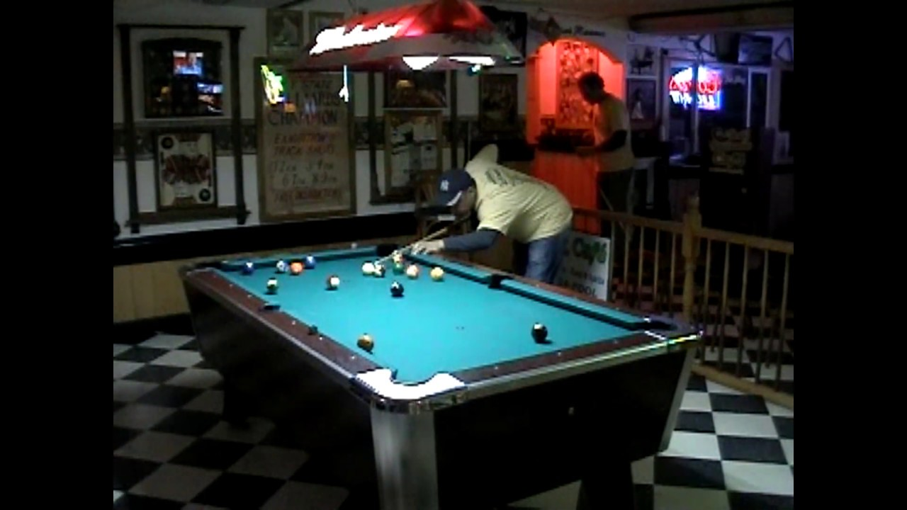 8-Ball Pool Tourney part Four  3-24-12