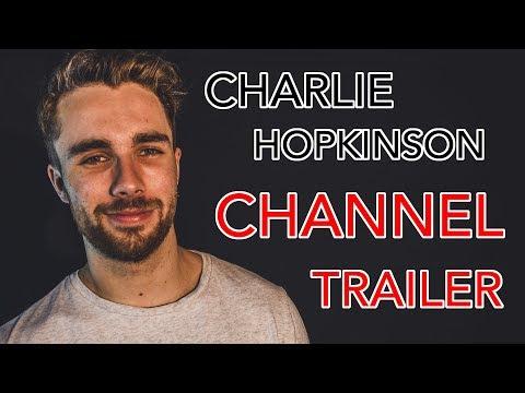 Channel Trailer - Charlie Hopkinson - 동영상