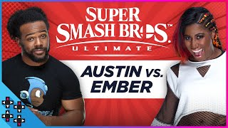 Super Smash Bros. Ultimate - EMBER MOON vs. AUSTIN CREED - UpUpDownDown Plays