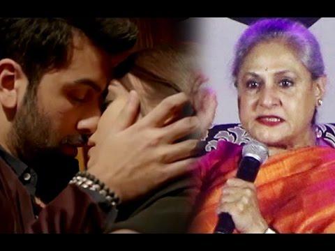 Did An Upset Jaya Bachchan Just Take A Dig At Aishwarya Rai Bachchan For Steamy Scenes In Ae Dil Hai