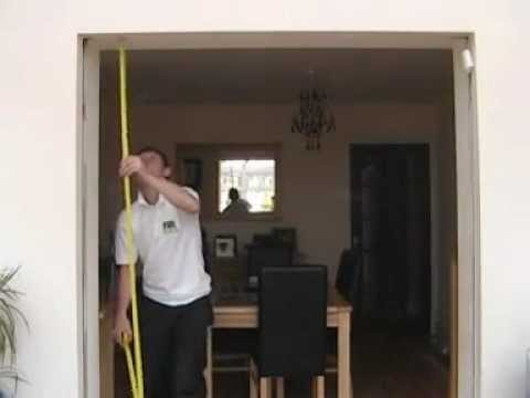 How To Measure For A Folding Sliding Door