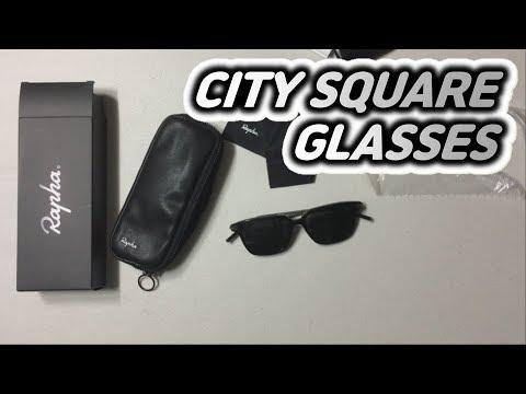 588640bb4f City Square Glasses I Rapha - YouTube