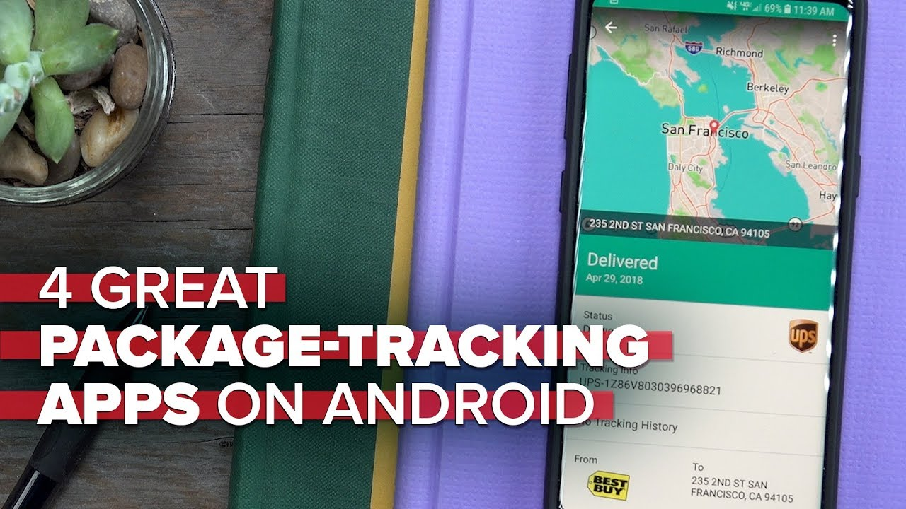 4 Great Package Tracking Apps On Android Youtube