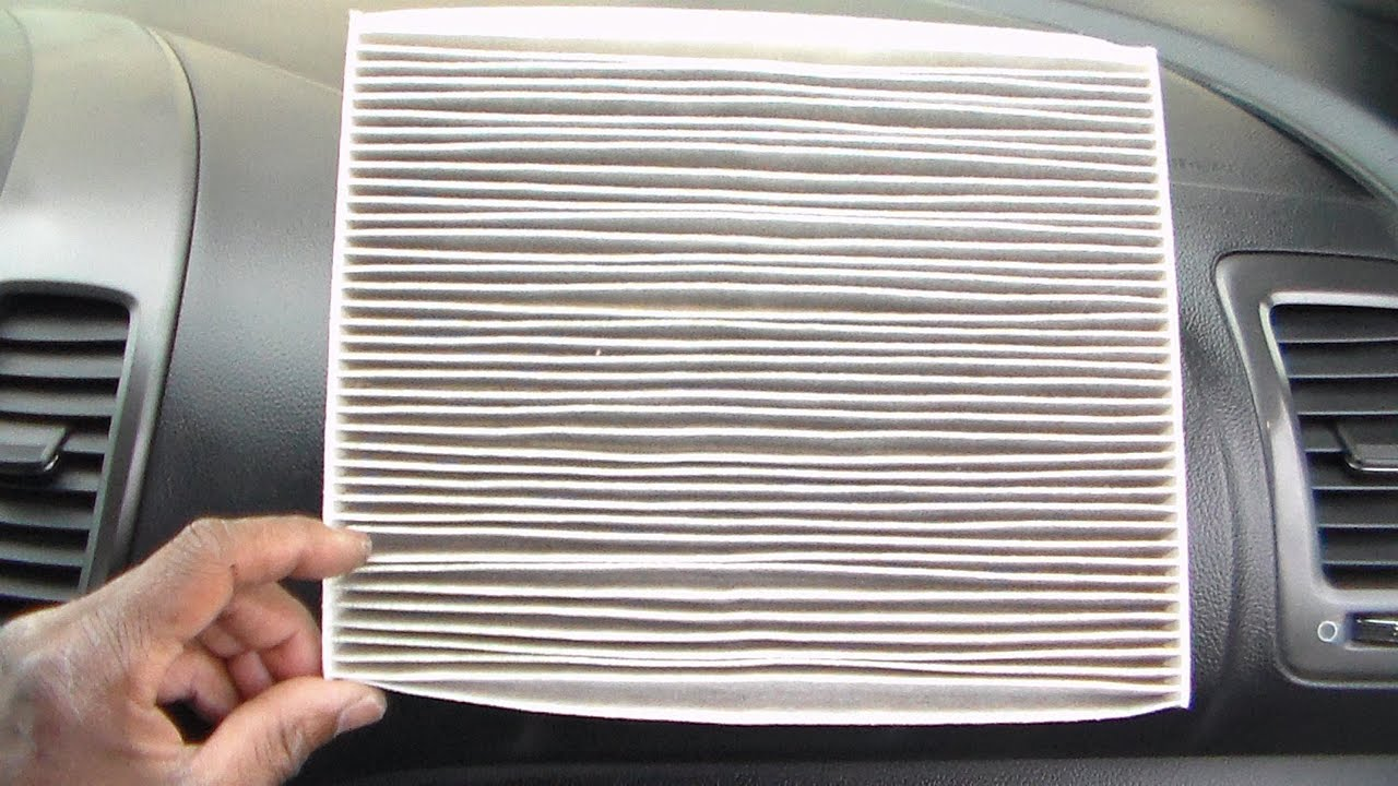 How To Clean A Cabin Air Filter