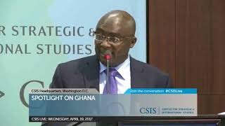 Dr Bawumia  Ghana on the Spotlight