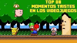 Top 08: Momentos Tristes y Emotivos en los Videojuegos - Pepe el Mago