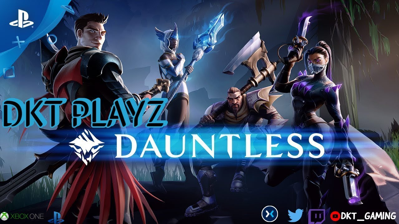 It's Amazing That More People Aren't Talking About Dauntless's Cross-Play