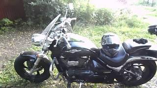 обзор мотоцикла Suzuki Intruder 800 от владельца