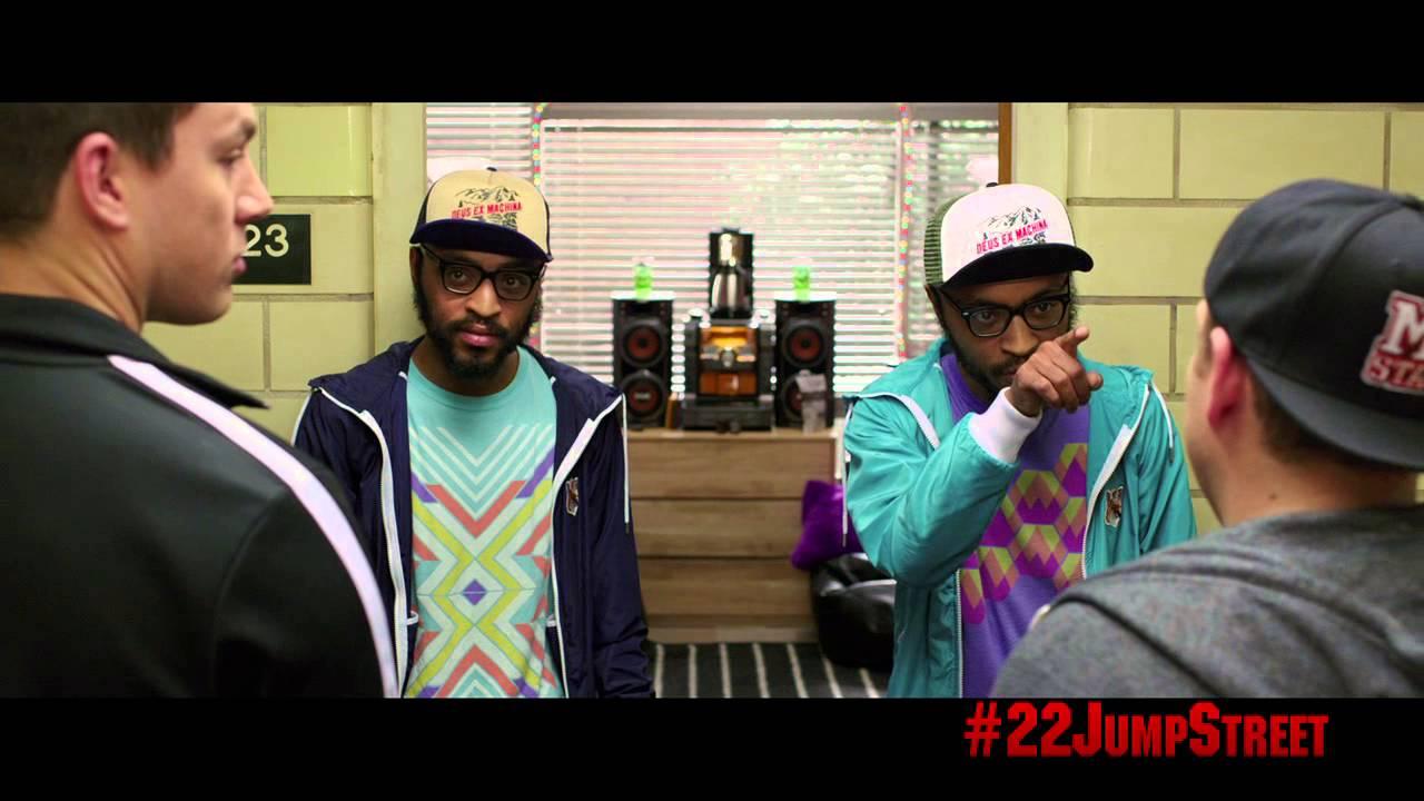 22 Jump Street Clip Twins Youtube