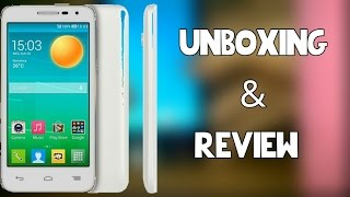 Unboxing & Review - Alcatel OneTouch Pop D5