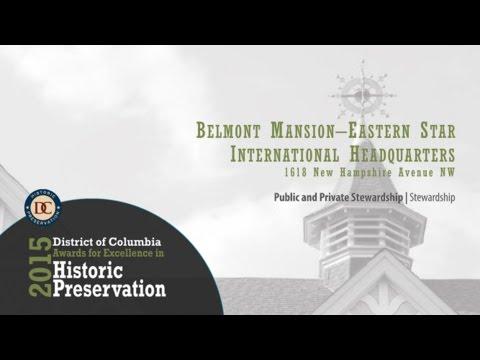 The Belmont Mansion
