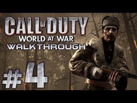 Прохождение Call of Duty 5: World at War - Миссия №4 - Вендетта