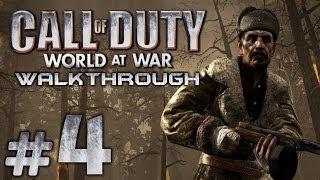Прохождение Call of Duty 5: World at War - Миссия №4 - Вендетта(Всем привет! Это мое прохождение игры Call of Duty 5: World at War и это его 4-ая часть. В этой миссии: ○ Убьем из снайперс..., 2013-12-07T11:19:11.000Z)