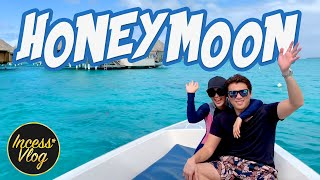 """ HONEYMOON BORABORA "" #PART 1"