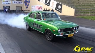 PAC PERFORMANCE PRIVATE TEST DAY @ SYDNEY DRAGWAY 08-07-17