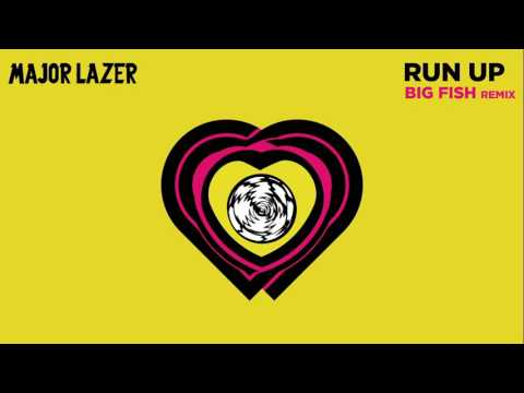 Major Lazer  Run Up feat PARTYNEXTDOOR & Nicki Minaj Big Fish Remix